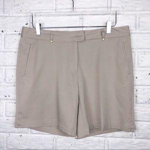 LADY HAGEN Light Khaki golf shorts for sale